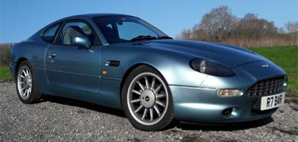 Aston Martin DB7 i6
