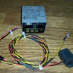 Repeat Indicator/hazard warning led&buzzer